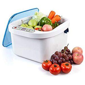 nettoyeur à ultrasons pour fruits et légumes