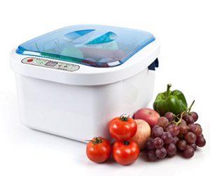 nettoyeur à ultrasons pour fruits et légumes de KD